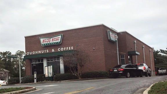 Krispy Kreme, 2018.