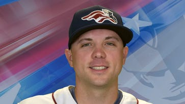 Aaron Laffey's move from Somerset to Vegas means MLB opportunity