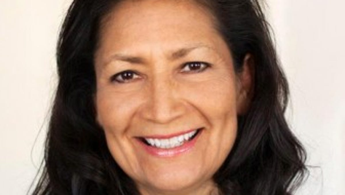 New Mexican Running To Be 1st Native American Congresswoman