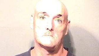 Michael Maffucci, 50, is accused of snatching purses from two women in Cocoa and Rockledge and trying to kill the second victim.
