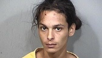 Israel Pagan, 18, of Palm Bay, charges: Poss firearm/weapon/ammo by convicted felon.