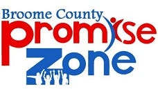 Broome County Promise Zone is a collaboration between the Broome County Mental Health Department, Broome-Tioga BOCES and Binghamton University.