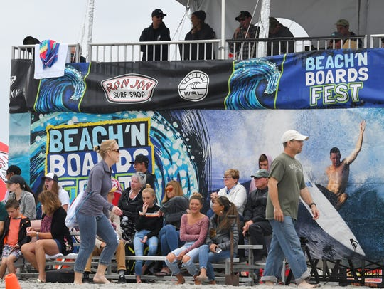 The final day of the 2019 Ron Jon Beach 'N Boards Fest
