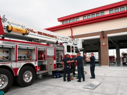 El Paso fire station