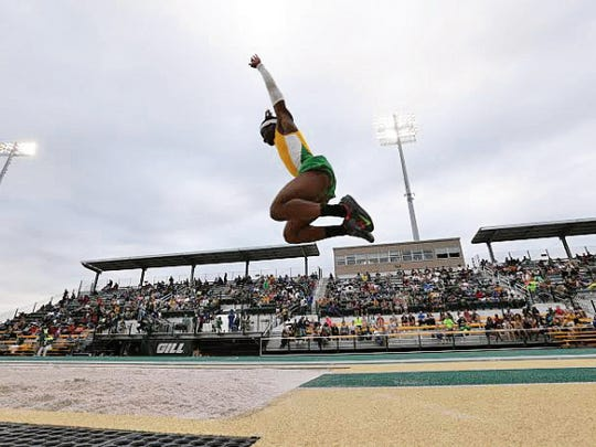 Franklin High School graduate Felix Obi has been enjoying success on the Baylor University track and field team. Obi competes in the triple jump and was ranked fifth nationally as a sophomore. He is now a senior and will compete in the national championships.