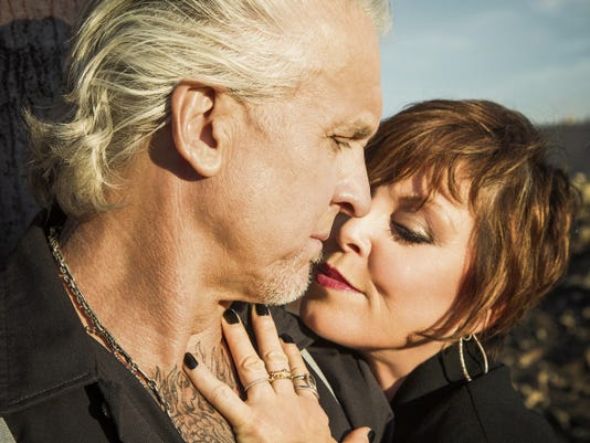Grammy Award winner Pat Benatar and her husband and music partner Neil Giraldo will perform July 23 at the Plaza Theatre in Downtown El Paso. The 35th Anniversary Tour special will air on KCOS.