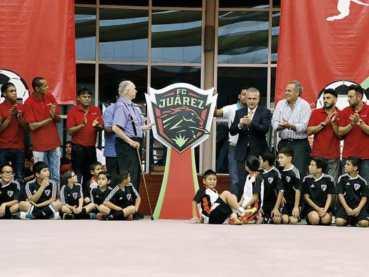 The name of the new soccer team is Bravos de Juarez FC.