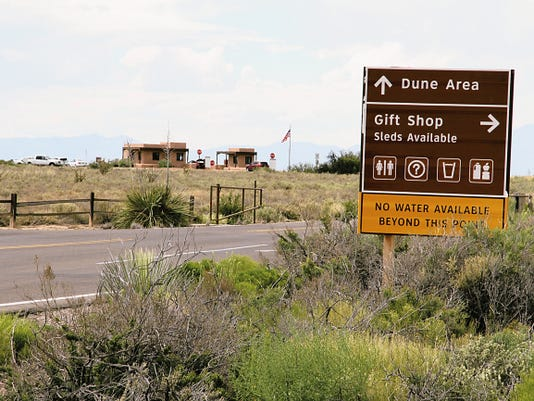 Two French Nationals died Tuesday after hiking on the  Alkai Flat Trail in the White Sands National Monument. The couple's 9-year-old son was found alive but suffering from dehydration.