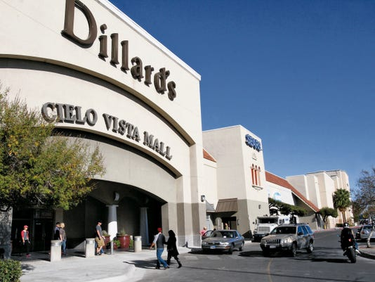 Rudy Gutierrez—El Paso Times File photo Cielo Vista Mall will undergo a 125,000-square-feet expansion next year.