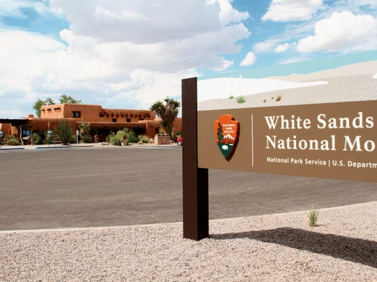 Officials are investigating after a man was found dead inside White Sands National Monument on Saturday, June 8, 2019.