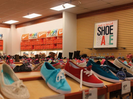 Footwear under 100 included in the tax free weekend include general athletic shoes without cleats or spikes, sneakers, tennis shoes, sandals and general purpose cowboy, winter and dress boots.