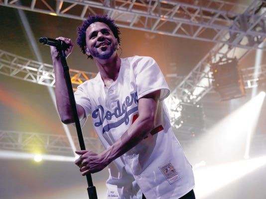 J. Cole featuring Big Sean with YG, Jeremih, Bas, Cozz and Omen perform at 6:30 p.m. July 21 at the Isleta Amphitheater, in Albuquerque. Tickets range in price from 28 to 60.50 plus fees and are available through Live Nation, www.livenation.com and 800-745-3000.