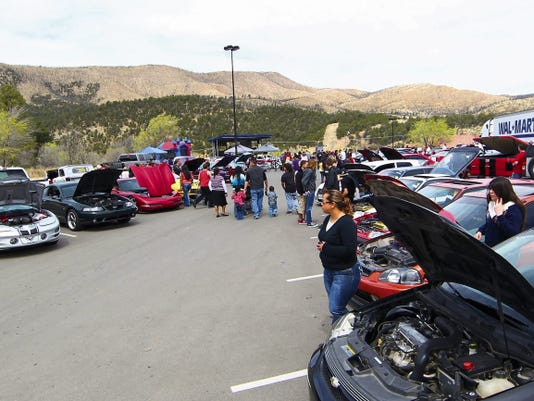 New Mexico Classic Car Show Chairman Don Stockstil said he expects to have more than 125 cars on display at the event.