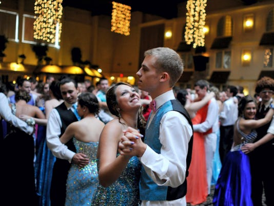 Prom season has begun, and schools and students are preparing for that special night. This is a scene from Eastern York High School's 2014 prom. This year, Eastern is holding its prom on May 8, and will return to the Eden Resort in Lancaster.