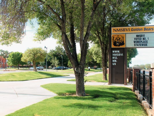 New Mexico School for the Blind and Visually Impaired has two campuses in the state that aims to give school age students, who are blind or visually impaired, services that prepare them for adulthood.