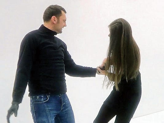 Matt Patterson offers self defense classes to the public. His class, Vigilant Spirit, is from 9 a.m. to 1 p.m. Saturday at the Lodge at Sierra Blanca, 107 Sierra Blanca Drive. Call 575-973-2528 for details.
