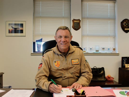 Commanding Director for the German Air Force Flying Center Col. Heinz J. Ferkinghoff sat in his office Tuesday afternoon at Holloman Air Force Base and  discussed the impact GAF has had on Holloman over the years.