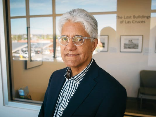 New Las Cruces Film Office Liaison Cruz Ramos, who makes 51,401 a year, is a Yale graduate with a background coordinating donations for a national nonprofit. The city hired him over 151 other people who applied for the job.