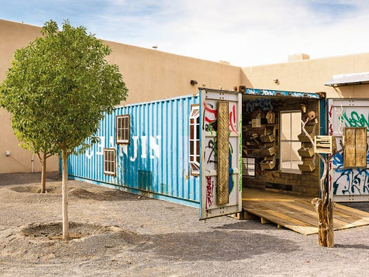 """The University Art Gallery at NMSU invites the public to trade their art for works crafted by artists from all over the country, as """"Your General Store"""" is unveiled Sept. 3."""