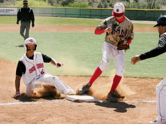 Baserunning is going to be a key element to Cobre's run for a third straight state championship. The Indians will face off against St. Michael's on Thursday at 3 p.m. in quarterfinal action.