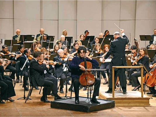 The Las Cruces Symphony Orchestra will perform in Silver City at 7:30 p.m. on Nov. 6 as part of the Grant County Community Concert Association's 2015-16 concert season. Courtesy Photo