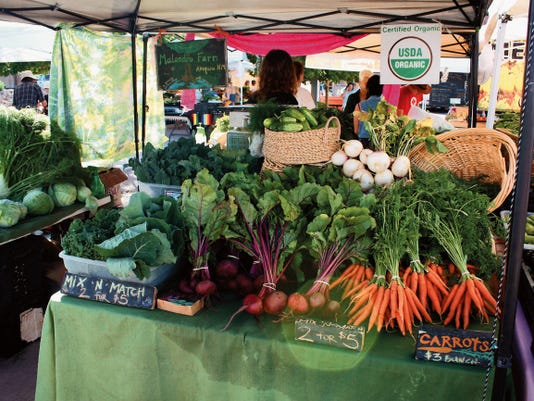 Courtesy Photo   The United States Department of Agriculture recognizes 75 farmers markets in New Mexico during National Farmers Market Week, Aug. 2-8.