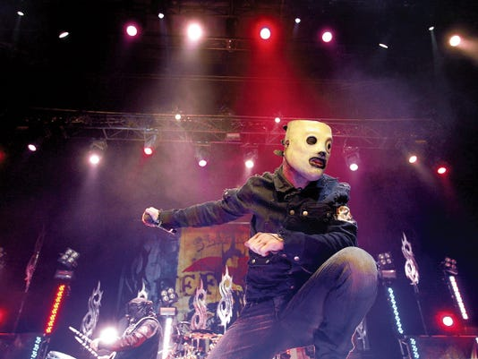 Slipknot featuring Lamb of God, Bullet for My Valentine and Motionless In White will perform at 6:15 p.m. Aug. 30 at the Isleta Amphitheater, in Albuquerque. Tickets range in price from 30 to 70 plus fees, and are available for purchase through Ticketmaster, www.ticketmaster.com, Pan Am Ticket Office and 800-745-3000.