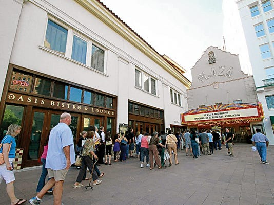 Annual film fest, The Plaza Classic Film Festival, at the Plaza Theatre in El Paso, begins Wednesday through Aug. 16.