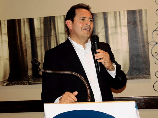 Lt. Governor John Sanchez said he believes the Republican party will take over in 2016 at the Republican Party of Otero County's monthly meeting.