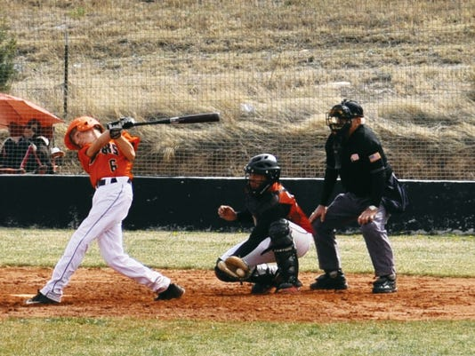 After an injury-filled game at their last meeting, Capitan's baseball team is set to play Gateway Christian again at 3 p.m. in Roswell, Friday.