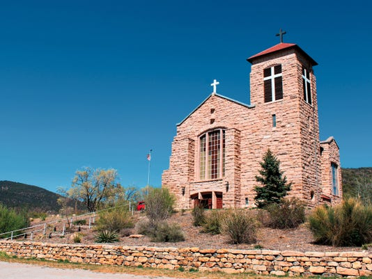 Church officials insist there are no plans for closure or sale of the Mescalero St. Joseph Apache Mission.