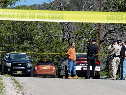 Officials with the Ruidoso Downs Police Department asked the New Mexico State Police to assist in the crime scene investigation after a body was found about 3 p.m., Wednesday by some boys.