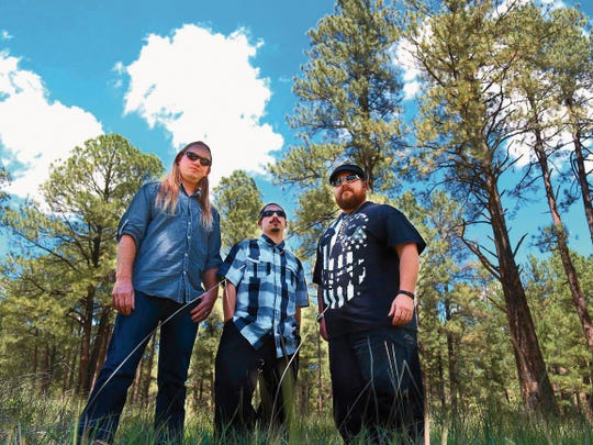 Ruidoso's own Home Grown Boyz will perform at 3 p.m., Sept. 27 at the Ruidoso Public Library gazebo.