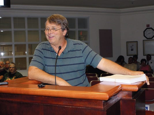 Atari Dig Operational Consultant Joe Lewandowski announced the grand total of the Atari Dig sale on eBay to City Commissioners at their regular City Commission meeting on Aug. 25. The final sale totaled 107,930.15.