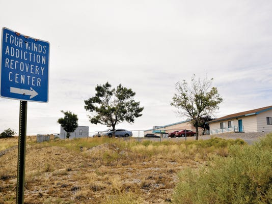 Daily Times file photo The city's plans to replace services at the Four Winds Recovery Center, seen in this August 2014 photo, with those offered by the Totah Behavioral Health Authority are on schedule, officials say.
