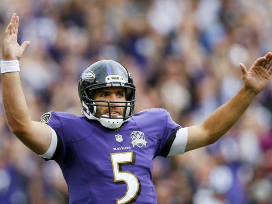Baltimore Ravens quarterback Joe Flacco says his team must keep the right attitude as it tries to battle back from an 0-3 start.