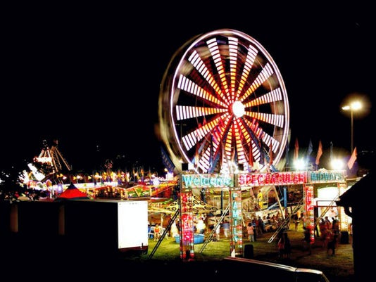 The Shippensburg Community Fair runs July 20-25 at the fairgrounds on Possum Hollow Road.