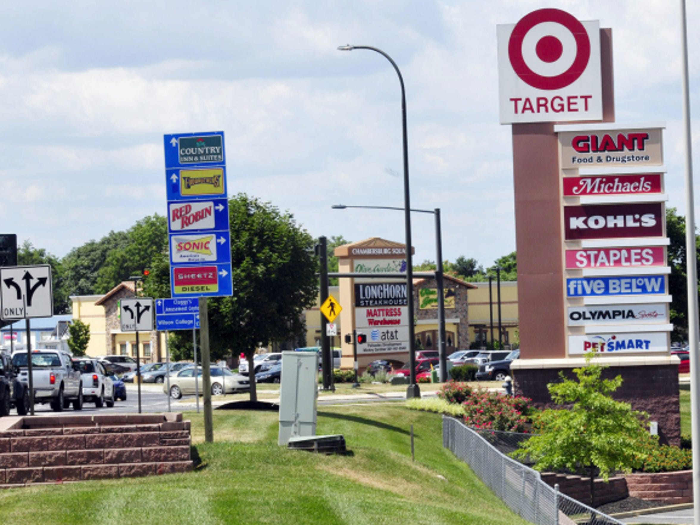 Since the first stores opened about a decade ago, development has exploded along Norland Avenue, Walker Road and the surrounding area. Stores include Target, Kohl's and Five Below, and restaurants include Olive Garden, Longhorn Steakhouse, Buffalo Wild Wings and many others.