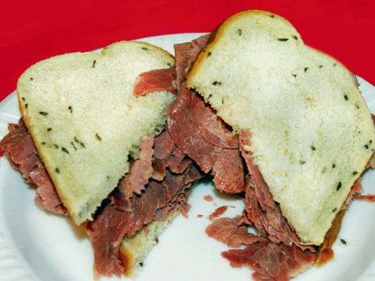 Corned beef sandwiches, kugel and more Jewish favorites will be served at this year's festival.