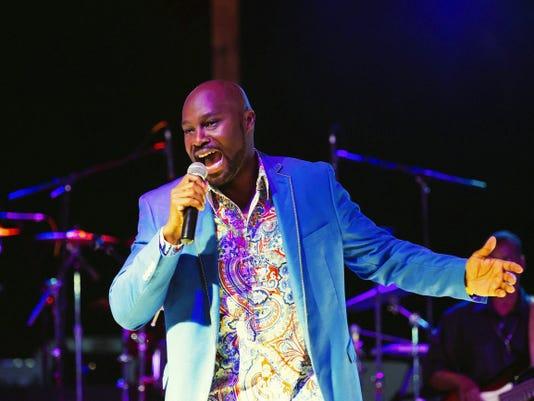 York R&B artist Thaddeus Shaw, aka T-Shaw, will perform Aug. 2 at York's Strand-Capitol Performing Arts Center.