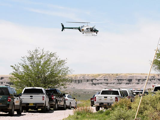Police identify deceased in high-speed chase that ended in Shiprock
