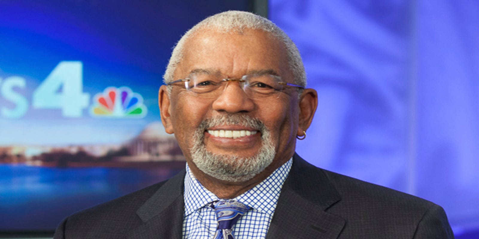 Longtime Tv News Anchor Jim Vance Dies