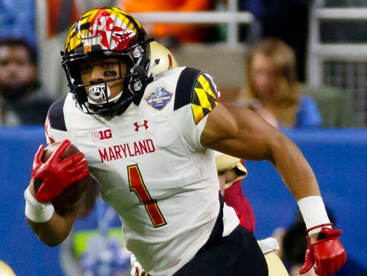 NCAA Football: Quick Lane Bowl-Boston College vs Maryland