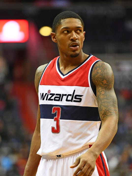 Bradley Beal hits career-high 7 threes, Wizards beat Kings in overtime