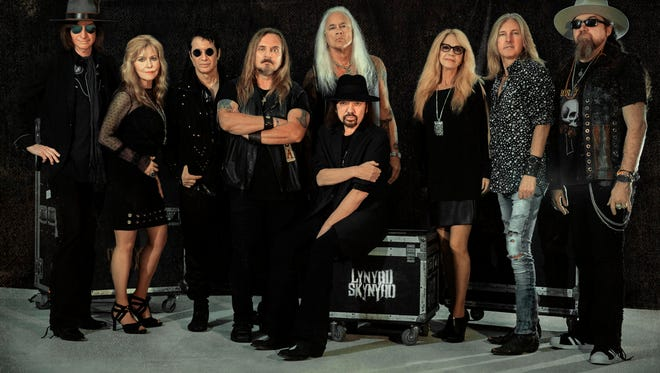 Lynyrd Skynyrd will play Oct. 19 at the Resch Center in Ashwaubenon for a stop on its Last of the Street Survivors Farewell Tour.