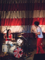 The White Stripes at Royal Oak Music Theatre on May
