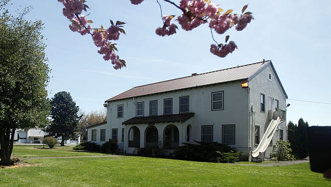 The MacLaren Youth Correctional Facility in Woodburn