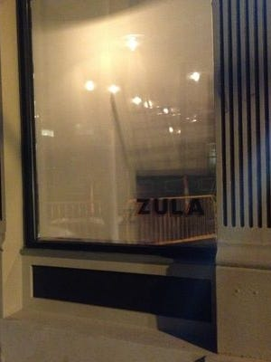 Clean up was underway Wednesday morning after a minor fire caused water and fire damage at Zula Restaurant & Wine Bar in OTR.