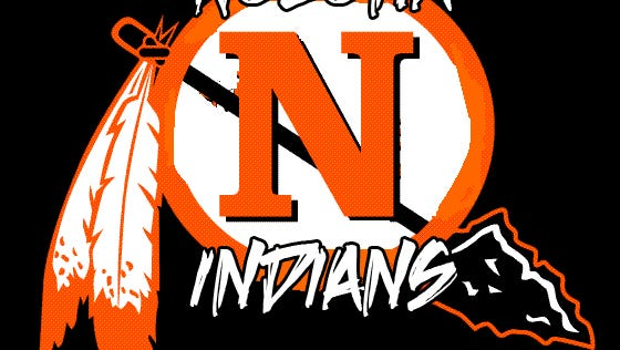 Nocona Indians athletic teams logo