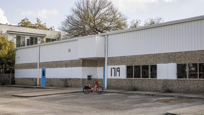 This property at 1719 E. Second St. might be acquired by the city of Austin as the new home for the Downtown Austin Community Court.